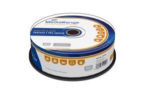 DVD+R MEDIARANGE 120' 4,7Gb 16x CAKE/25